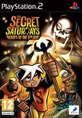 The Secret Saturdays : Beasts of the 5th Sun PS2