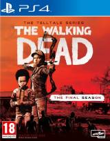 The Walking Dead: The Telltale Series PS4