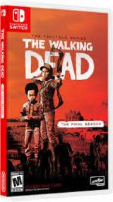 The Walking Dead: The Telltale Series SWITCH