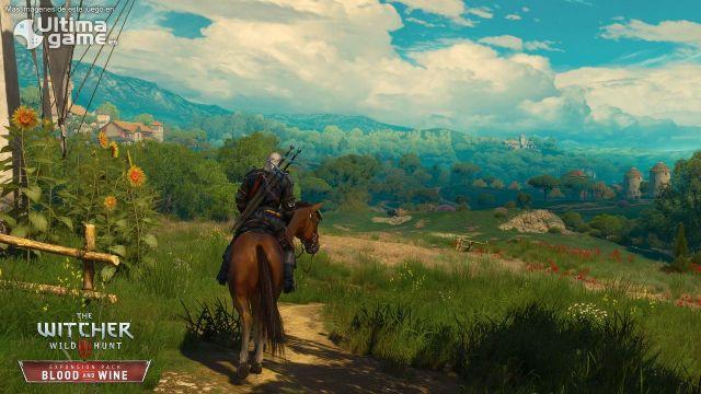 Así es la misión definitiva de Geralt de Rivia