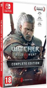 The Witcher III: Wild Hunt Complete Edition SWITCH