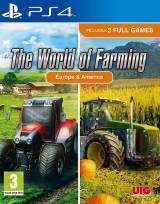 The World of Farming PS4