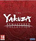 The Yakuza Remastered Collection portada