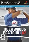 Tiger Woods PGA Tour 07 PS2