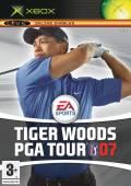 Tiger Woods PGA Tour 07 XBOX
