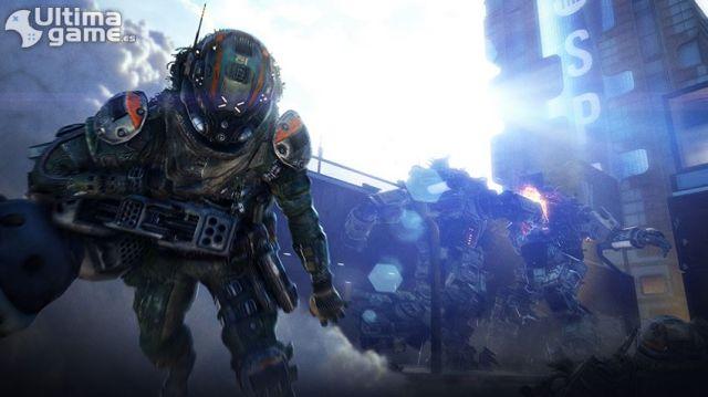 EA nos desvela la Edición Deluxe de Titanfall