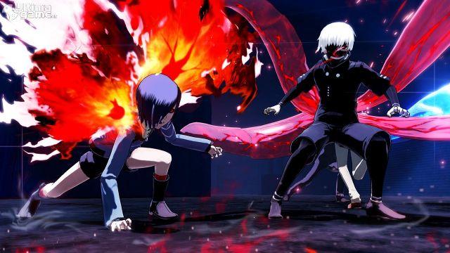 PS4 recibirá un nuevo juego basado en el popular manga y anime Tokyo Ghoul