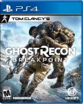 portada Tom Clancy's Ghost Recon Breakpoint PlayStation 4