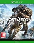 portada Tom Clancy's Ghost Recon Breakpoint Xbox One