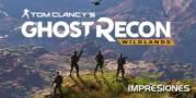 5 cosas que no nos han gustado de la beta de Tom Clancy\'s Ghost Recon Wildlands