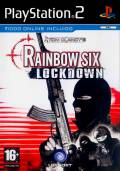 Tom Clancy's Rainbow Six Lockdown PS2