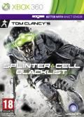 Tom Clancy's Splinter Cell: Blacklist XBOX 360
