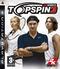 Top Spin 3 portada