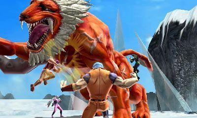 Rex, confirmado como personaje jugable para Toriko Ultimate Survival, con un nuevo vídeo