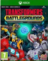 Transformers: Battlegrounds XONE