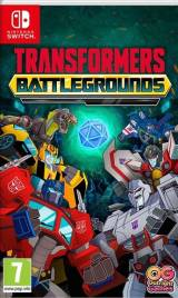 Transformers: Battlegrounds SWITCH