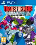 Danos tu opinión sobre Transformers: Devastation