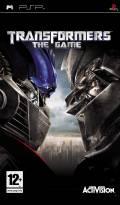 Transformers: El juego PSP