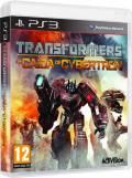 Click aquí para ver los 1 comentarios de Transformers: La Caída de Cybertron