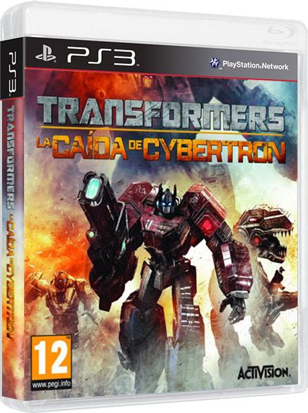 Transformers: La Caída de Cybertron