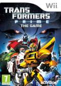 Transformers Prime WII