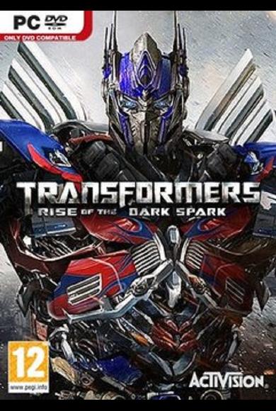 Transformers The Dark Spark