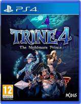 Trine 4: The Nightmare Prince PS4