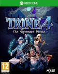 portada Trine 4: The Nightmare Prince Xbox One