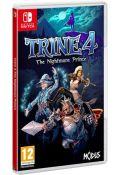 portada Trine 4: The Nightmare Prince Nintendo Switch