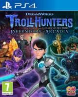 Trollhunters Defenders of Arcadia PS4