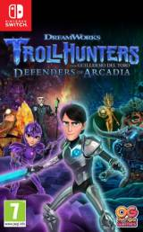 Trollhunters Defenders of Arcadia SWITCH