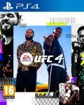 portada UFC 4 PlayStation 4