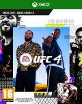 portada UFC 4 Xbox One