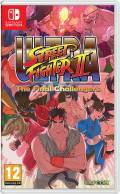 Ultra Street Fighter II: The Final Challengers SWITCH