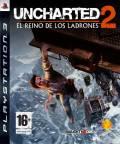 Uncharted 2: El Reino de los Ladrones PS3
