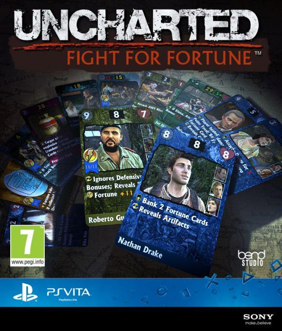 Uncharted: La Lucha por el Tesoro