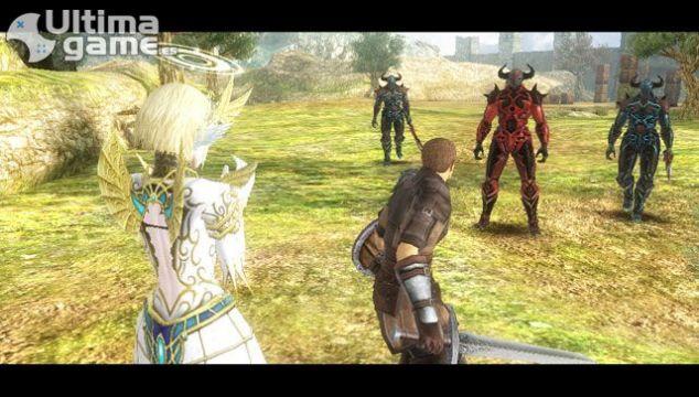 Un emocionante tráiler muestra a los guerreros angelicales y demoníacos de Valhalla Knights 3 Gold