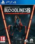 portada Vampire: The Masquerade Bloodlines 2 PlayStation 4