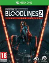 Vampire: The Masquerade Bloodlines 2 XONE