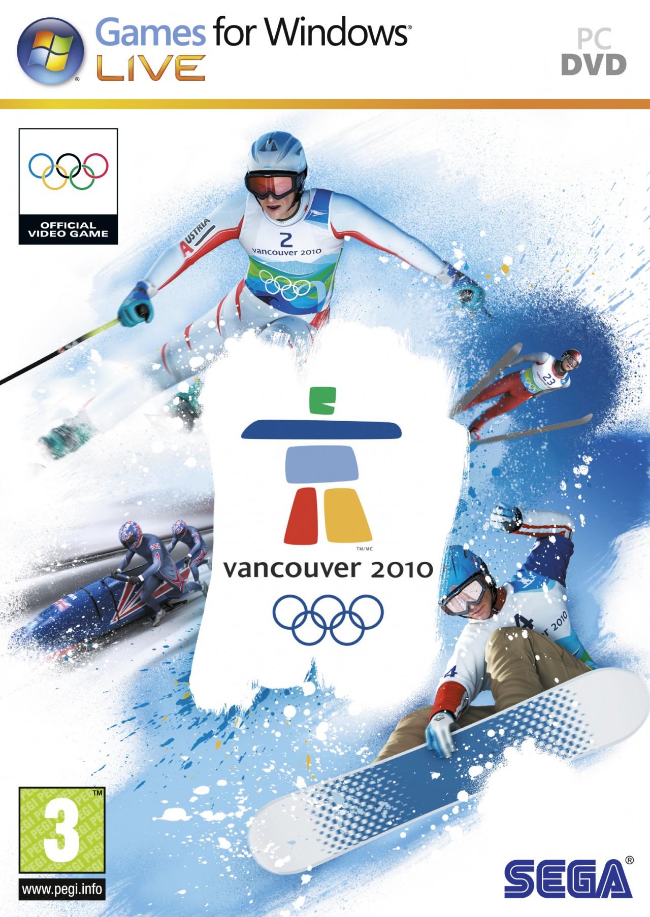 Vancouver 2010: El Videojuego