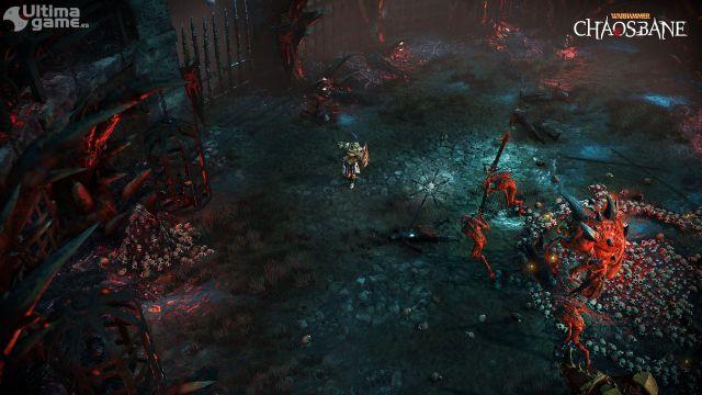 Un nuevo vistazo al Diablo ambientado en Warhammer Fantasy