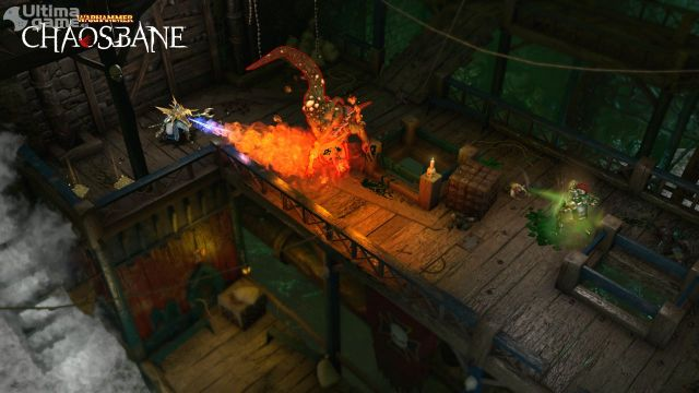 Primer vistazo jugable al Diablo de Warhammer Fantasy