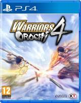 Warriors Orochi 4 PS4