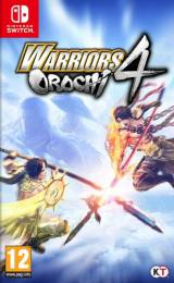 Warriors Orochi 4 SWITCH