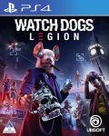 portada Watch Dogs Legion PlayStation 4