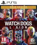 portada Watch Dogs Legion PlayStation 5