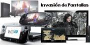 Game Over - Invasión de Pantallas de juego inútiles