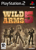 Wild Arms 5 Series 10th Anniversary Edition PS2