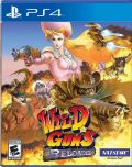 Wild Guns: Reloaded portada