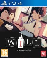 WILL: A Wonderful World PS4